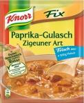 Knorr Fix Paprika-Gulasch
