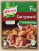 Knorr Fix Für Currywurst 36g für 2 Portionen