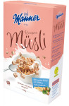 Manner Knusper Müsli mit Original Manner Schnitten 500g